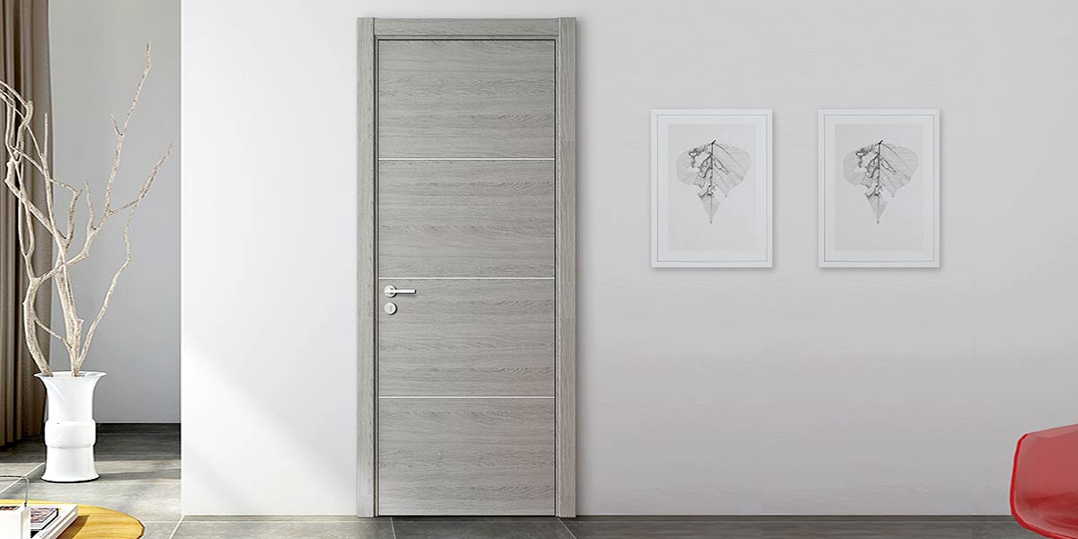 Fashion Series Laminate Hinged Door YDG033D