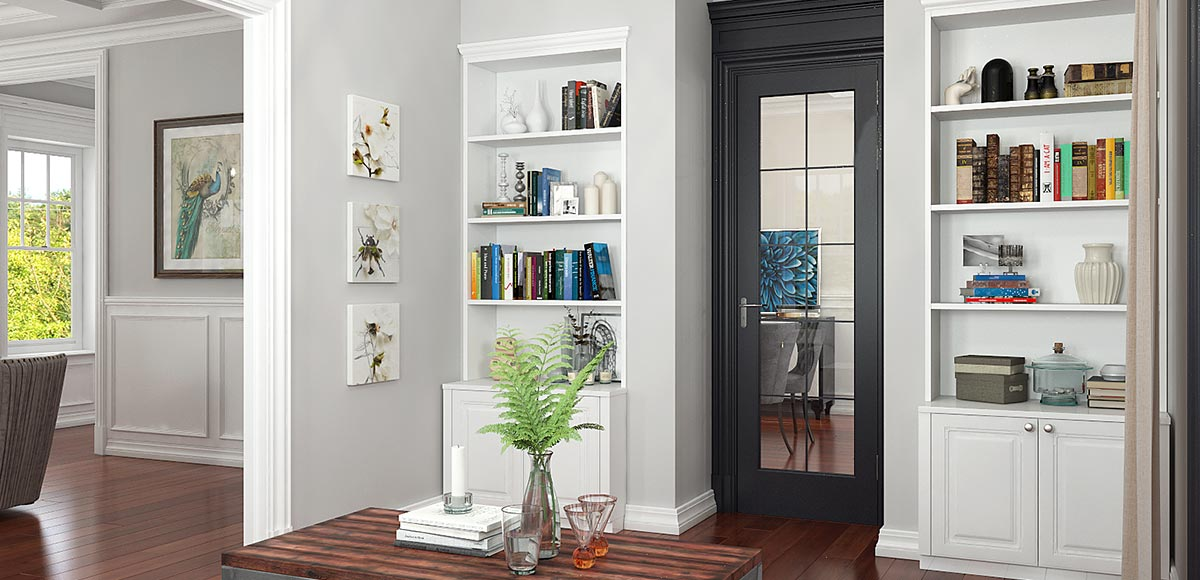 Full House Villa Furniture Set Design of America Style OP16-Villa04