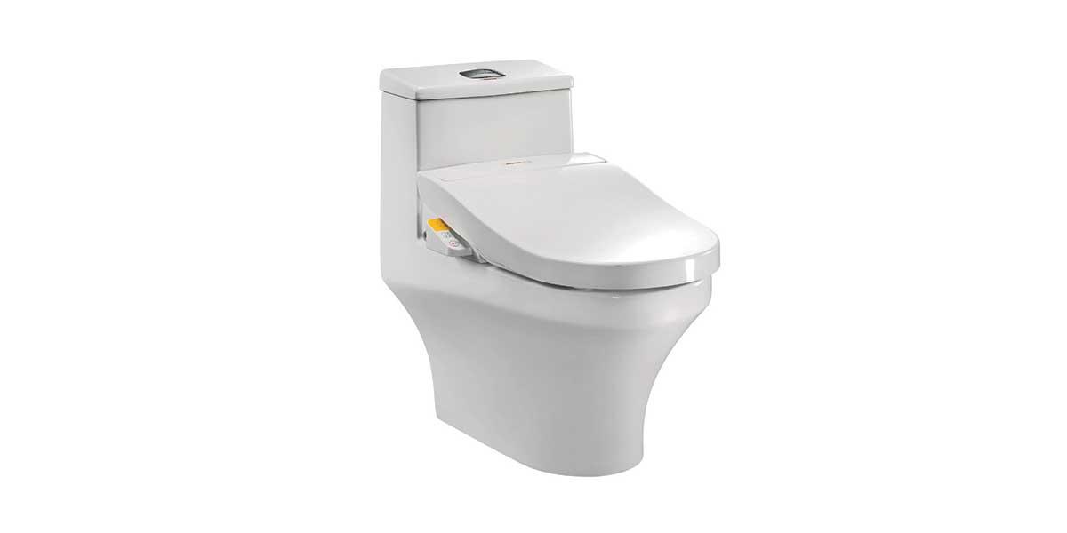 OP-W752: Ultra-quiet Ceramic Toilet