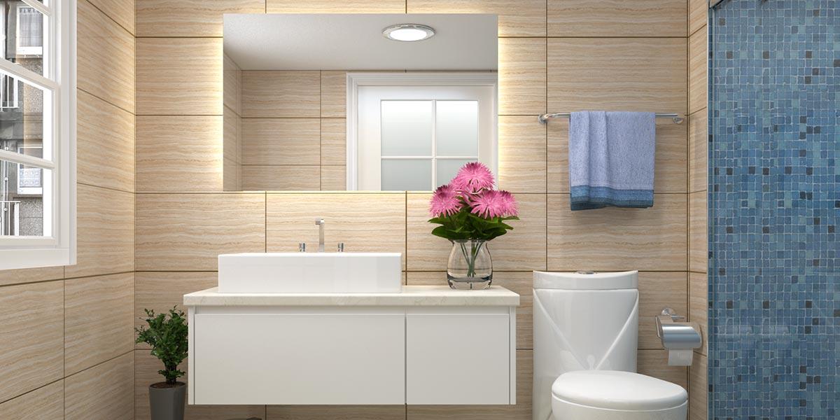 White Matte Lacquer Bathroom Cabinet BC16-L03